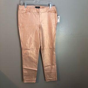 Old Navy | Metallic Pixie Pants